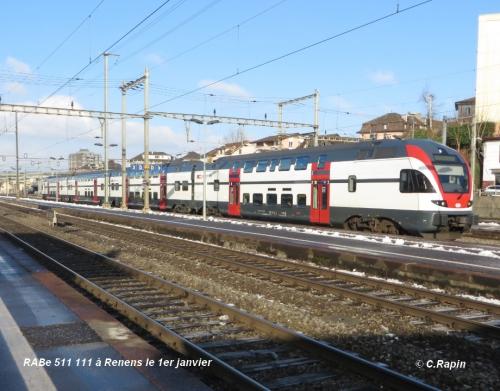 RABe 511 111 à Renens le 1er janvier .jpg