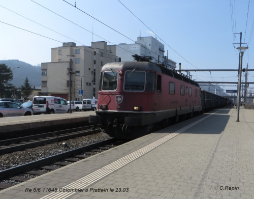 07-Re 66 11645 Colombier 02. à Pratteln le 23.jpg