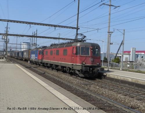 16-Re 10 Re 66 11684 Amsteg-Silenen + Re 421 378-1 Pratteln 23.03.jpg