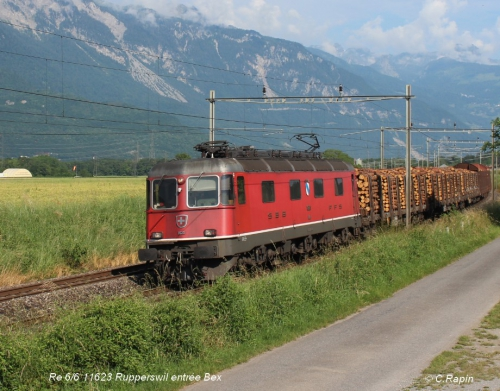 Re 66 11623 Rupperswil Bex 8.06..jpg