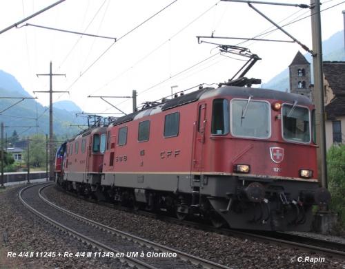 06-Re 44 II 11245 + Re 44 III 11367 Giornico 10.06..jpg