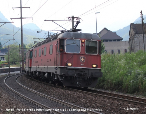 17-Re 10 Re 66 11654 Villeneuve + Re 44 II 11349 Giornico 10.06..jpg