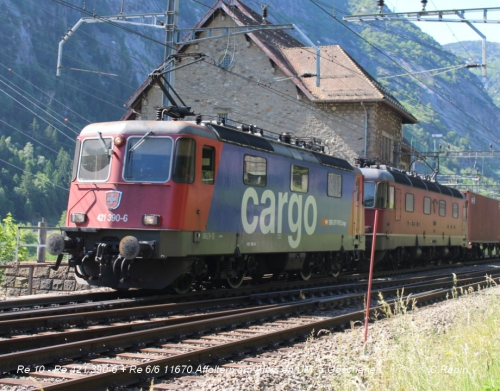 Re 10-Re 421 390-6 +Re 66 11670 Affoltern am Albis Go . .jpg