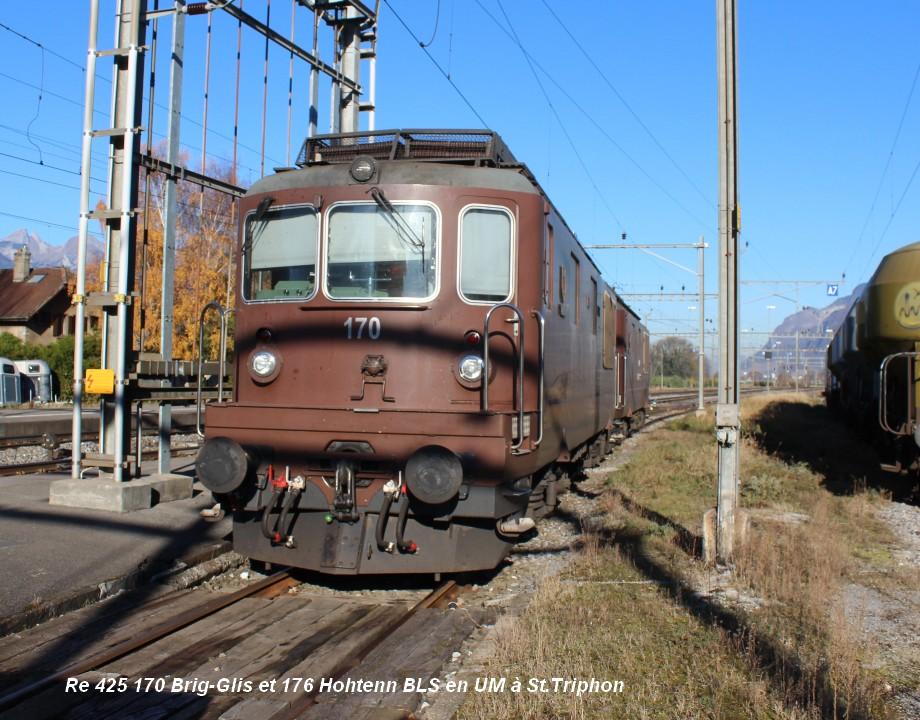 Re 425 170 Brig-Glis et 176 Hohtenn BLS en UM à St.Triphon 11.11..jpg