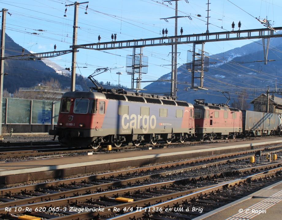 02-Re 10-Re 620 065-3 Ziegelbrücke + Re 44 II 11336 en UM à Brig 26.02..jpg