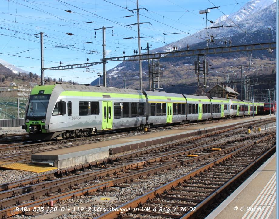 018-RABe 535 120-0 + 119-2 Lötschberger en UM à Brig le 26.02..jpg