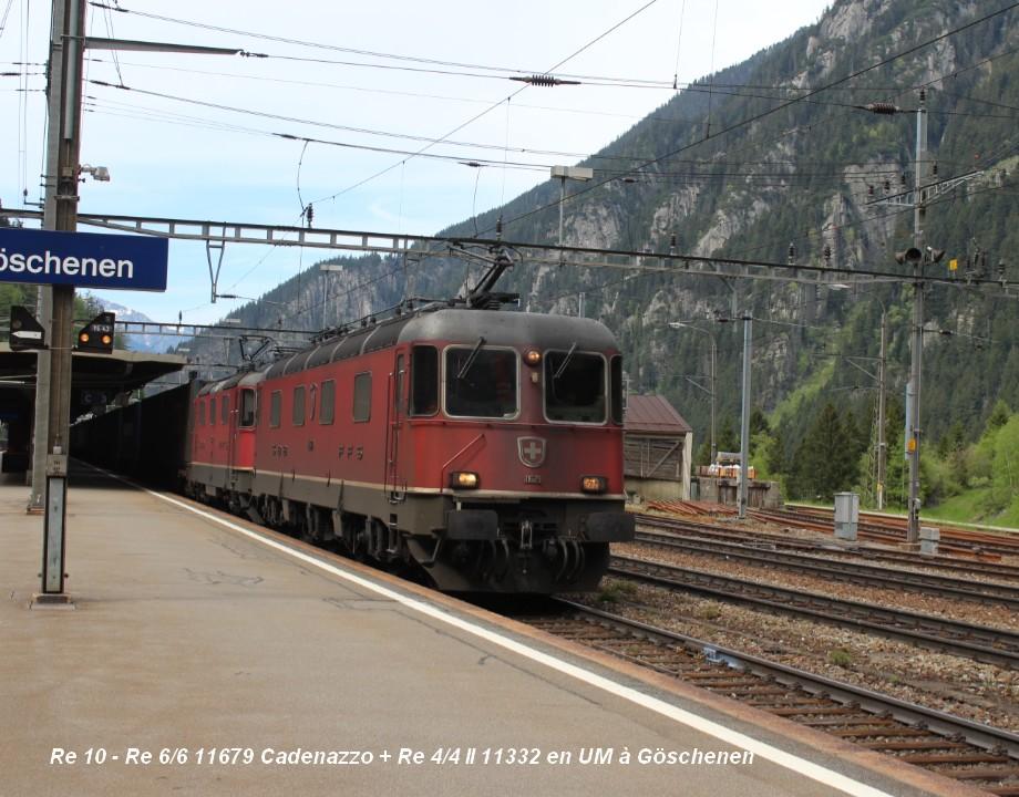 Re 10 - Re 66 11679 Cadenazzo + Re 44 II 11332 en UM à Göschenen ..jpg
