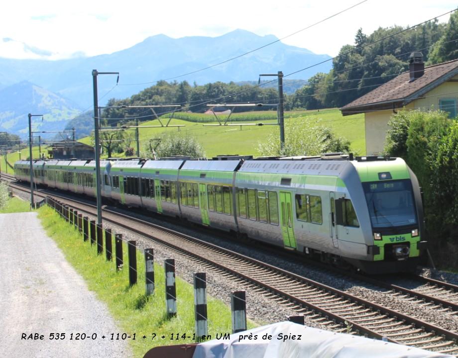 11 RABe 535 120-0 + 110-1 + inconnu + 114-1 en UM  près de Spiez 12.08 ..08 .jpg