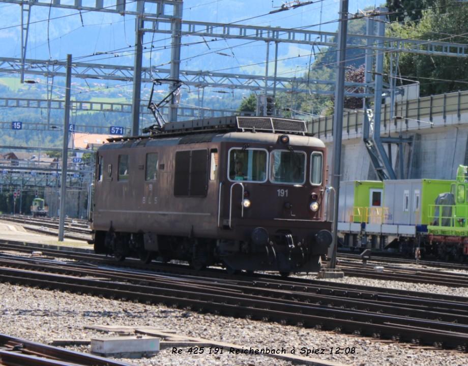 18 Re 425 191 Reichenbach à Spiez 12.08..jpg