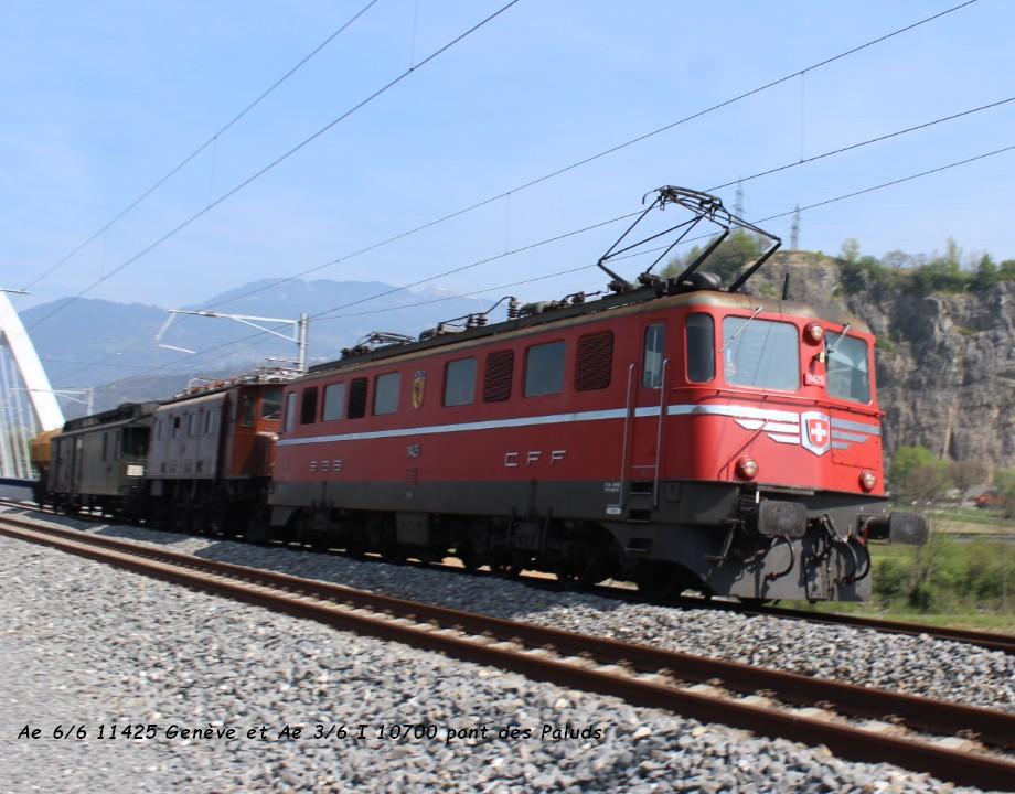 Ae 66 11425 Genève et Ae 36 I 10700 pont des Paluds  12.04..jpg