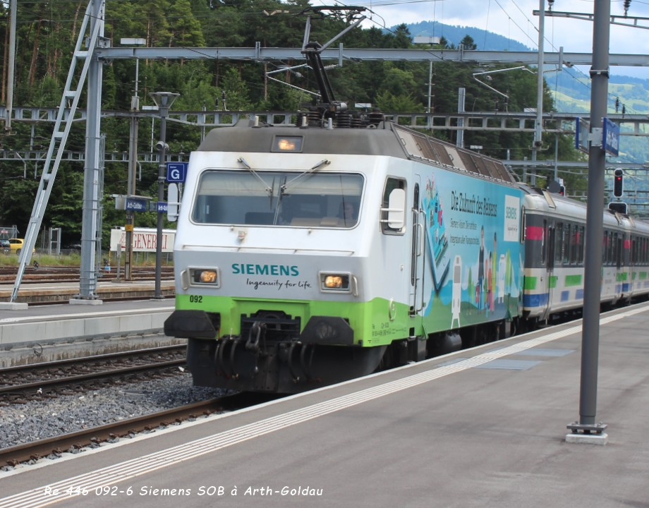 Re 446 092-6 Siemens SOB à Arth-Goldau ..jpg