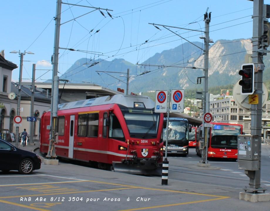 RhB ABe 812 3504 pour Arosa  à  Chur ..jpg