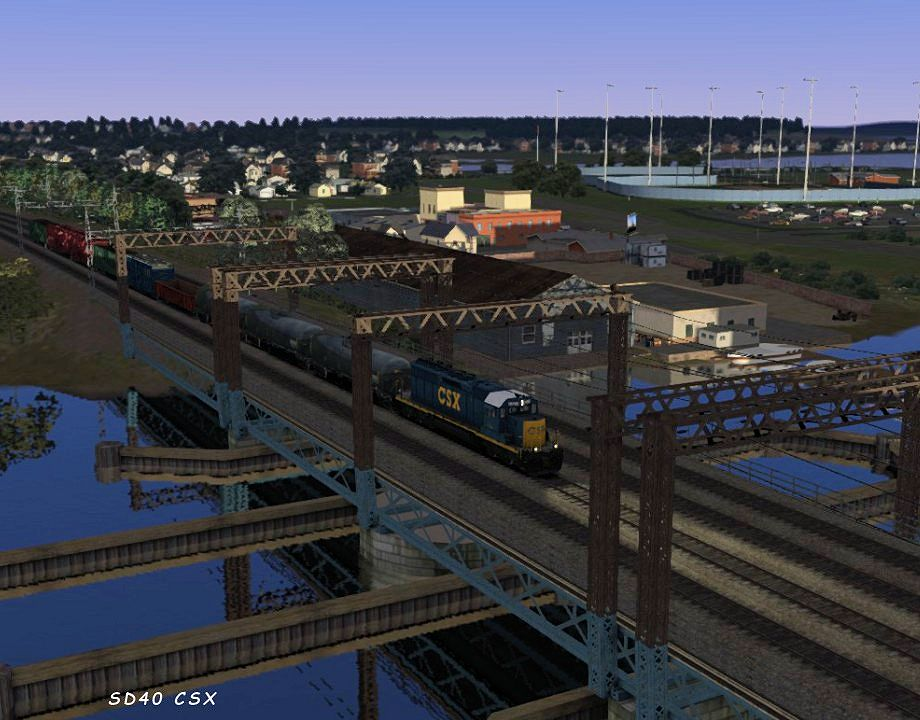SD40 CSX New-York - New Haven 1.10..jpg