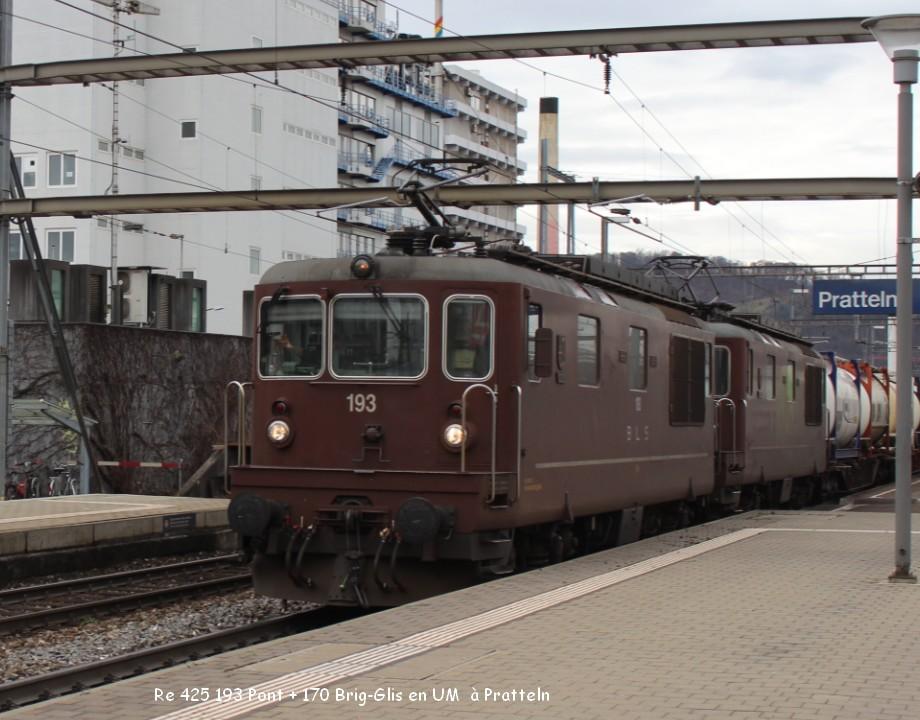 09-Re 425 193 Pont + 170 Brig-Glis en UM  à Pratteln 9.03.jpg