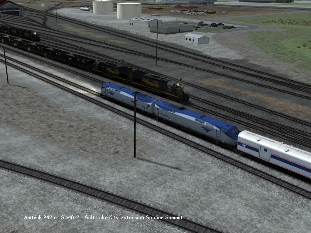 Amtrak P42 et SD40-2 - Salt Lake City extension Soldier Summit 22.05.jpg