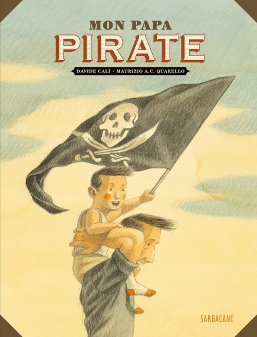 Couverture album Mon papa pirate.jpg