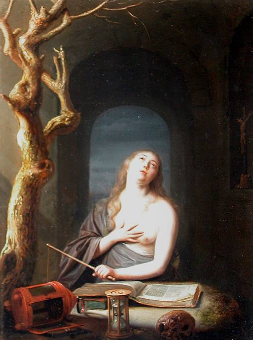Pieter Cornélisz van Slingelandt   Sainte Marie Madeleine.jpg