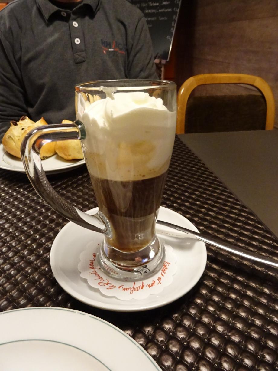 Un café viennois sublime