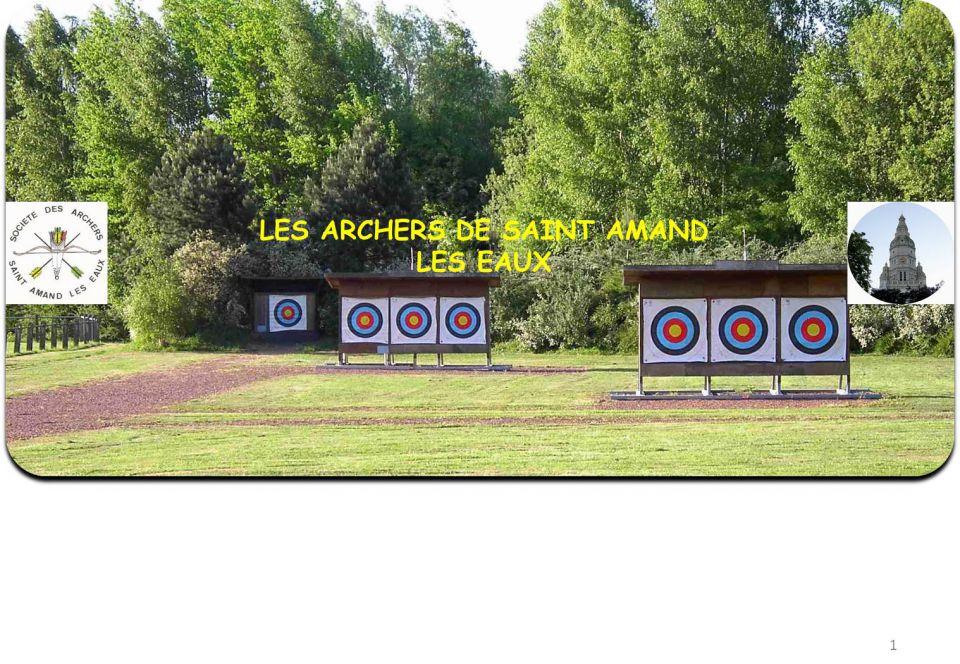ARCHERS DE SAINT AMAND