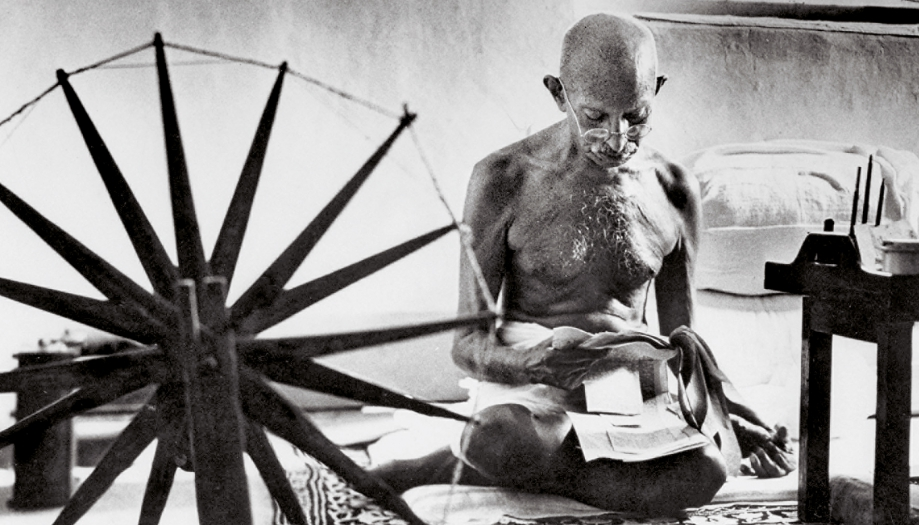 Gandhi rouet.jpg