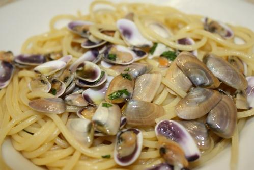 spagetti aux tellines.JPG