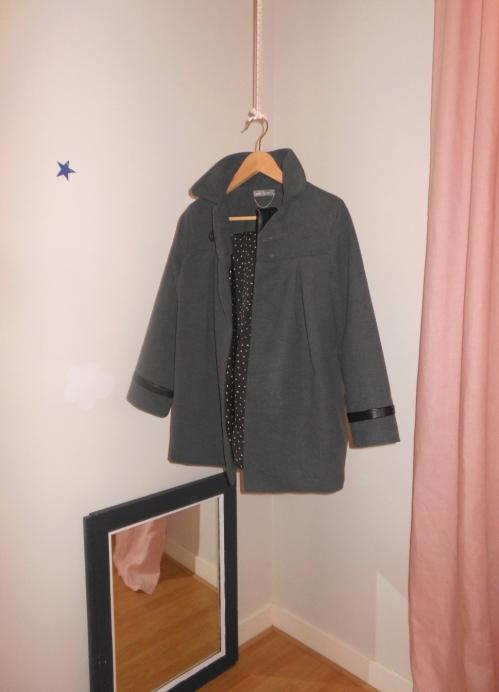 couture patron Dublin Lady C'est Dimanche manteau