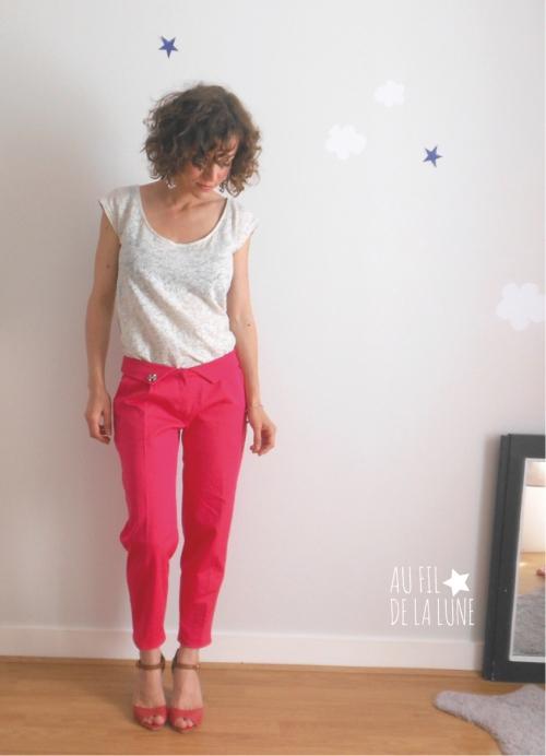pantalon Jacques République du Chiffon * Au fil de la Lune *