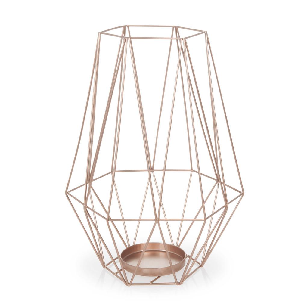 lanterne-en-metal-cuivre