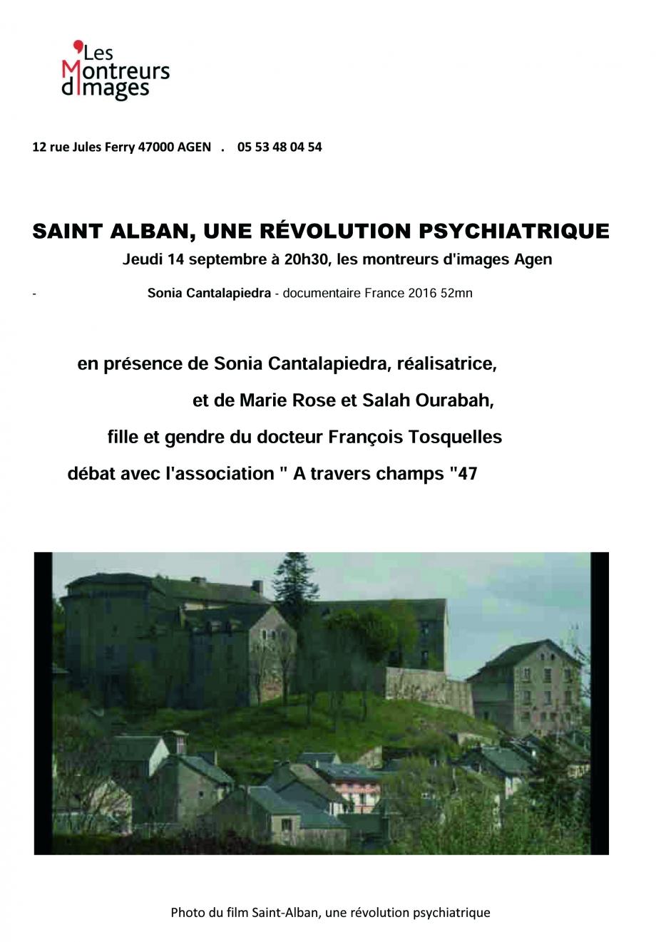St Alban Une  révolution psychiatrique.jpg