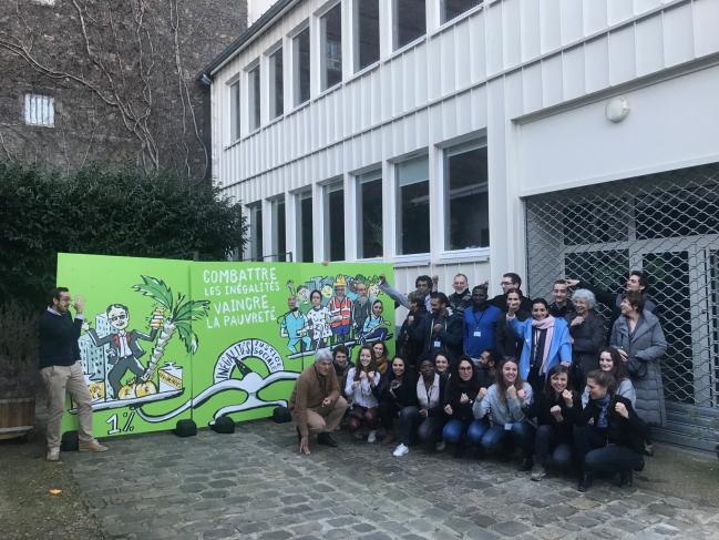 Séminaire des Groupes Locaux - Paris - Février 2018