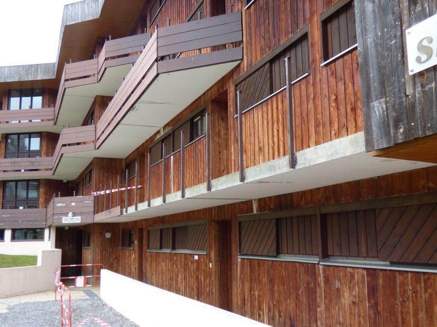 les palines bois nord et sud la residence ski soleil site n 2. Black Bedroom Furniture Sets. Home Design Ideas