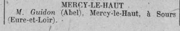 Guidon avis adresse avril 1915.png