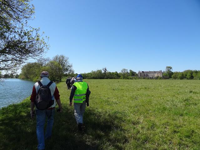 UTL Grande marche Chateau de Panloy Charente 4 MAI 2016.JPG