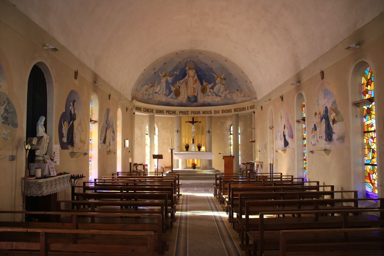 chapelle de Piedemont Port des Barques.JPG