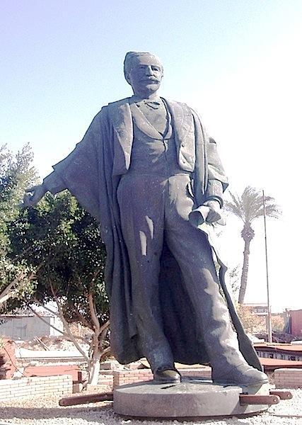 Statue de Lesseps à Port Saïd.jpg