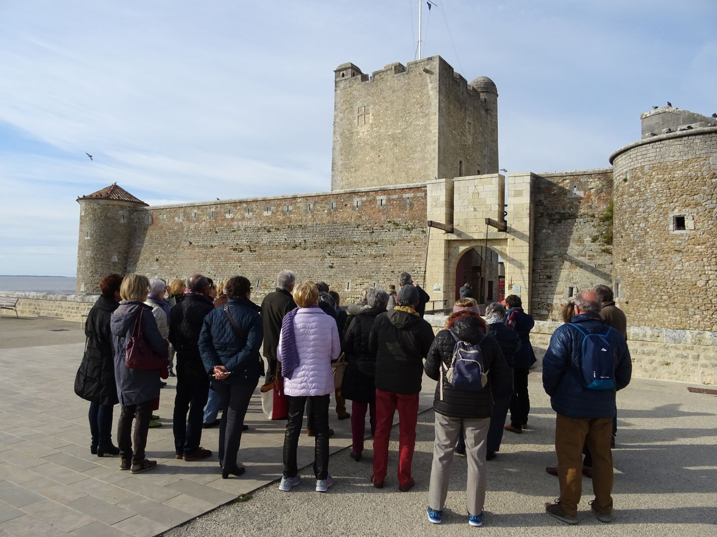 UTL  Fouras entrée fort Vauban 9 11 2017.jpg