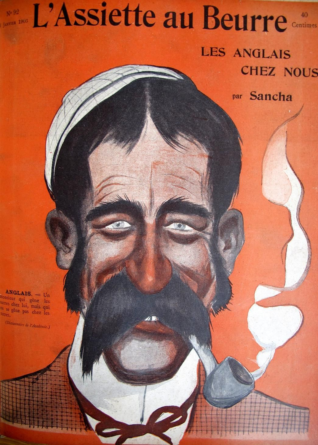 UTL caricatures anglaises lassiette au beurre 1903.jpg
