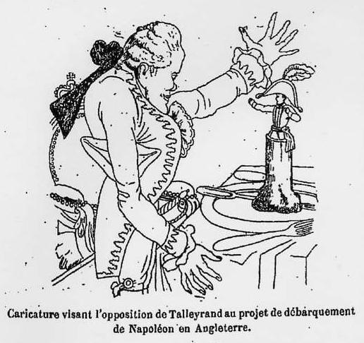 Caricature de Talleyrand s'opposant à Napoleon .jpg