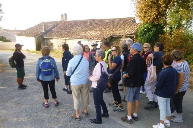 UTL grande marche 5 09 2018 Landrais Canal de Charras groupe1.jpg