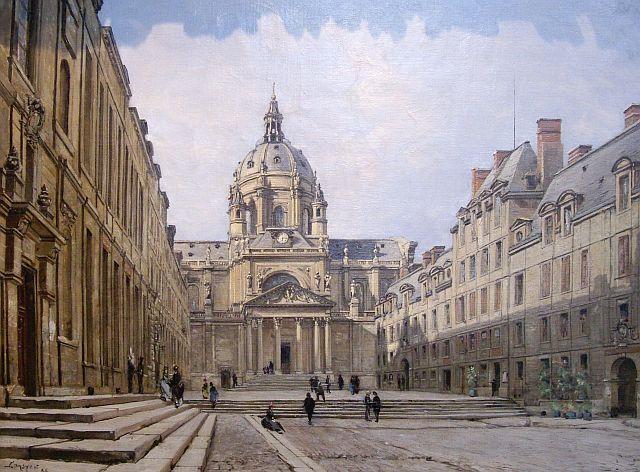 Cour de l'ancienne Sorbonne par E. Lansyer 1886.jpg