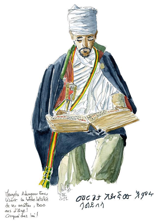 lecture d'une bible de 800 ans.jpg