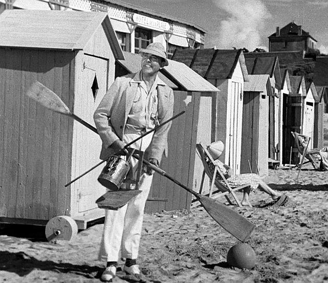 Les vacances de Monsieur Hulot de Jacques Tati.jpg