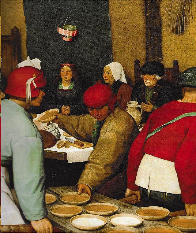 détail repas de noce Bruegel.jpg