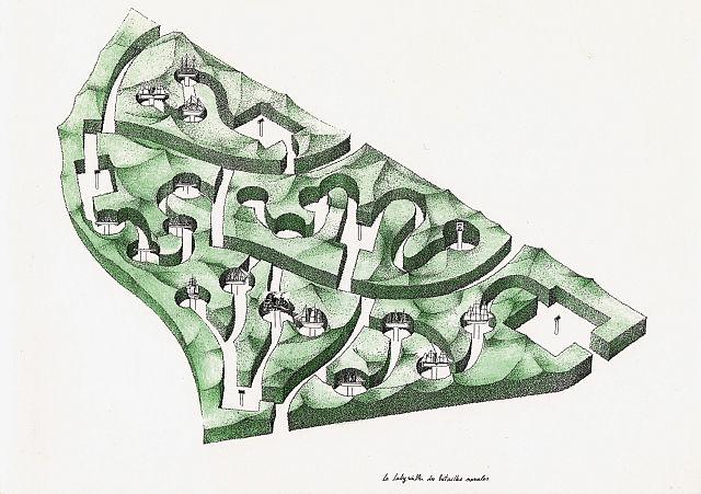 le labyrinthe avec maquettes de bateaux.jpg