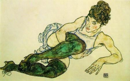 egon Schiele les bas verts.jpg