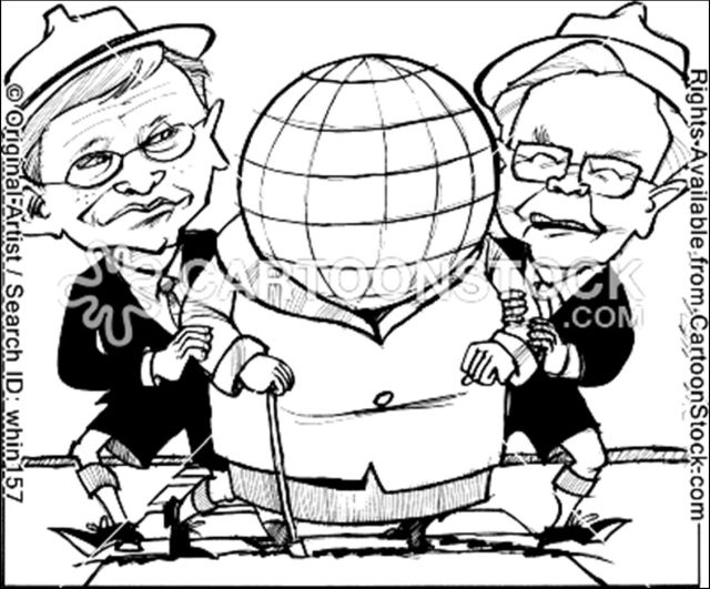 Bill Gates and Warren Buffett - Les nouveaux maîtres du monde.jpg