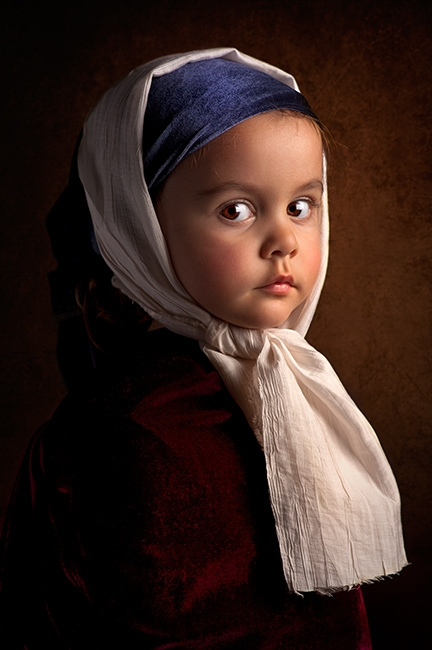 08-Girl without an earring by Bill Gekas.jpg
