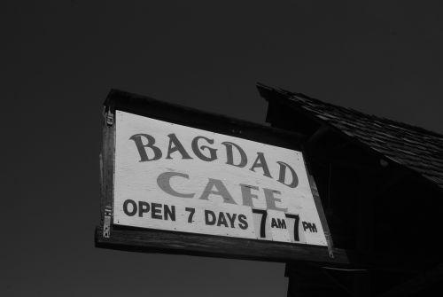 Photo de Fran : Bagdad café