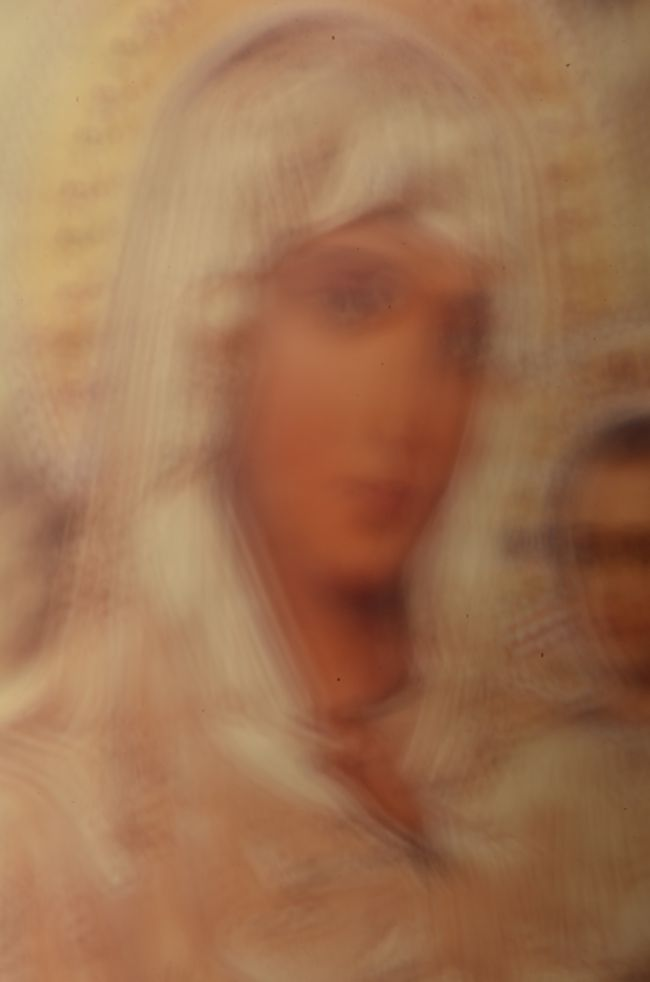 La Vierge...