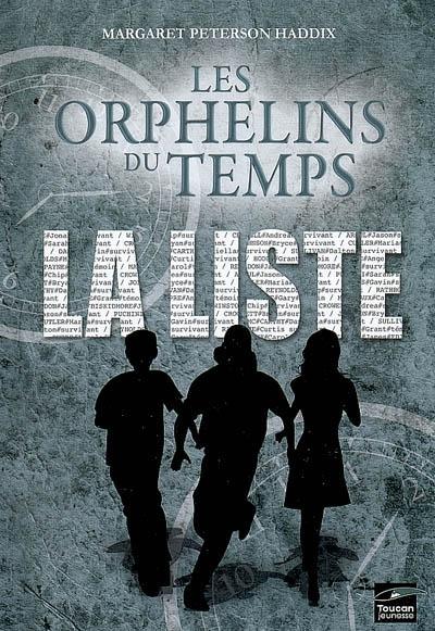 les_orphelins_du_temps - tome 1 - la liste.jpg